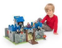 Le Toy Van -Excalibur Castle (figures sold separately)