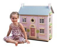 Le Toy Van- Kids Doll Houses- Bay Tree House-Dolls and Furniture not included