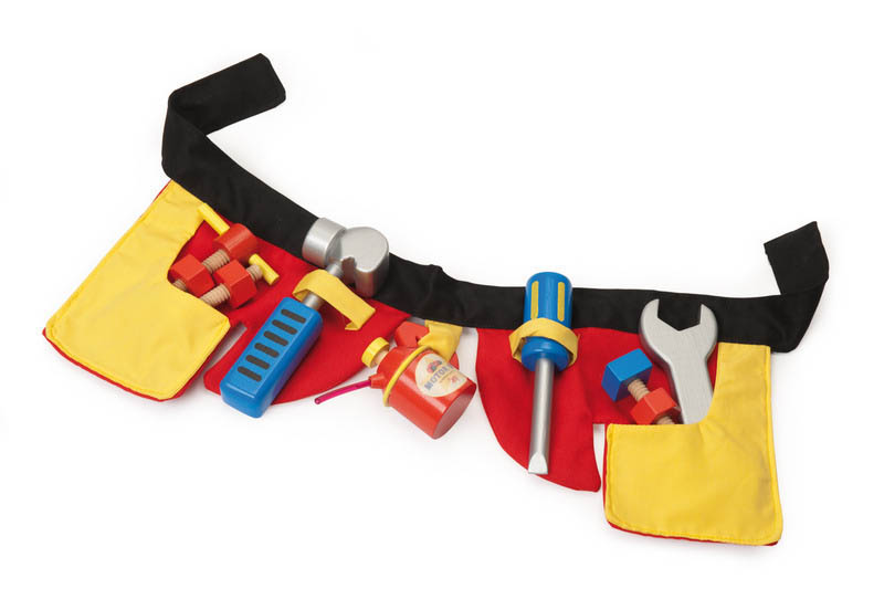 Le Toy Van-Kids Wooden Toys-Handy Tool belt