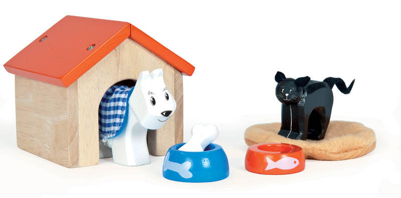 Le Toy Van-Kids Wooden Toys- Pet Accessory Set