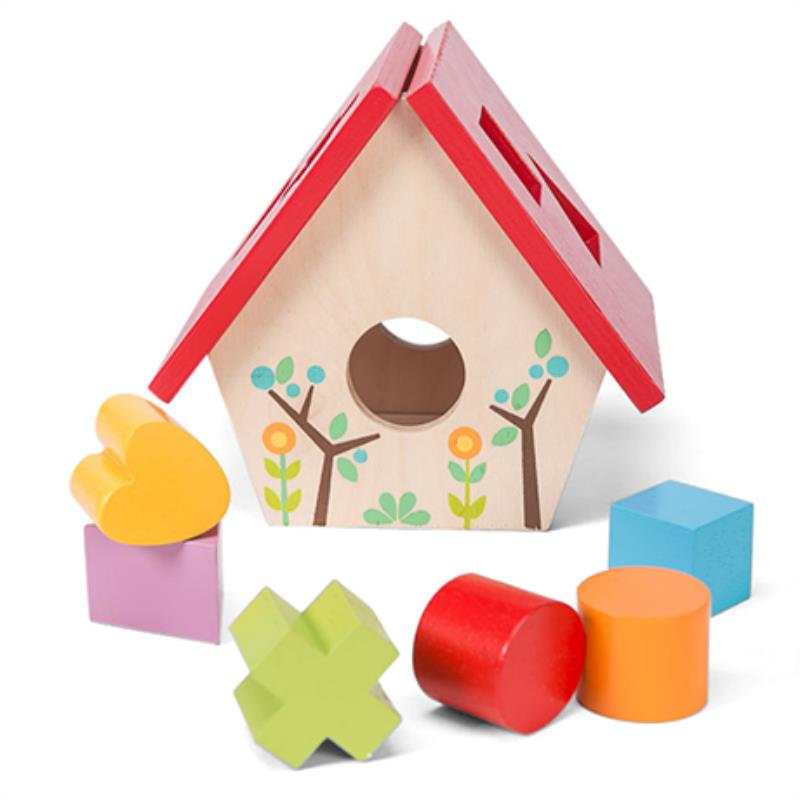 Le Toy Van - Petilou My Little Bird House