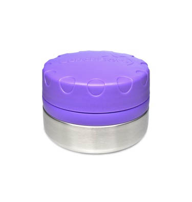 Lunchbots Round Single Container 115ml