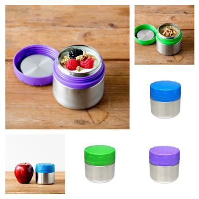 LunchBots Round Single 235ml/8oz Container