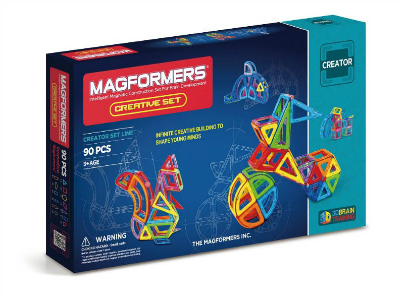 Magformers - Creative 90pcs Set