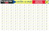 Addition Learning Mat side 2