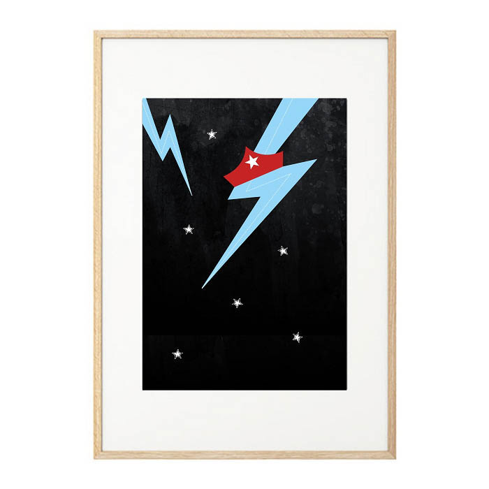 May and Belle-Wall Art for Kids-Superhero {Wonderwoman}