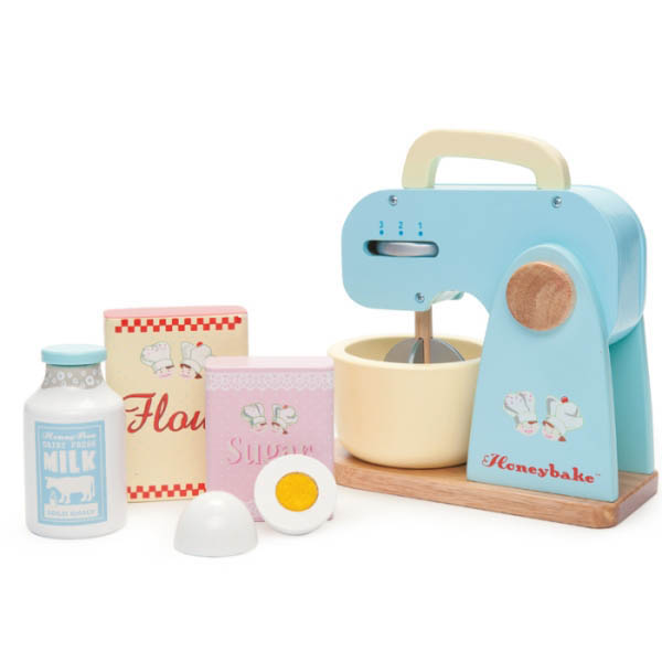 Le Toy Van-Wooden Toys-Honeybake Mixer Set