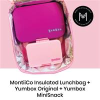 MontiiCo Insulated Lunch Bag
