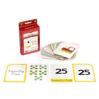 Numbers 0-30 Flash Cards
