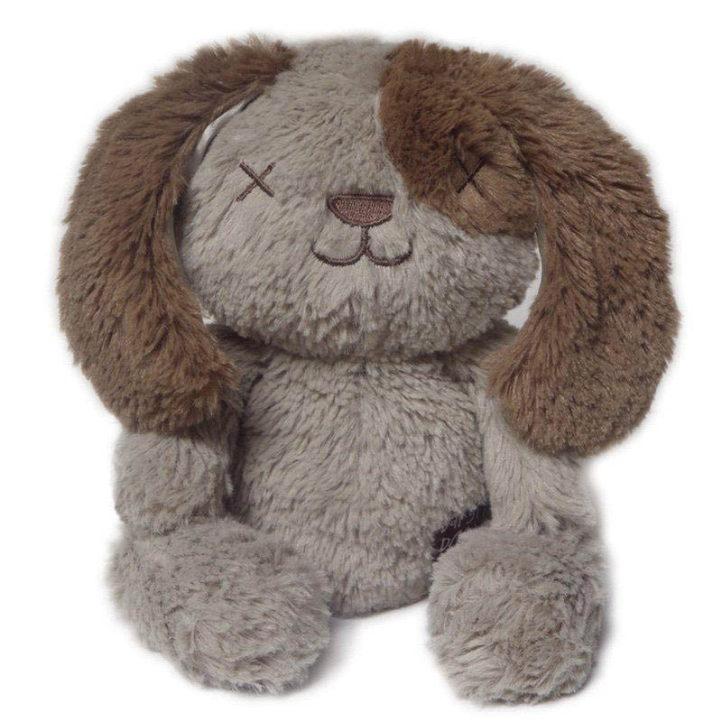 O.B Designs- Baby Soft Toys- Daryl Dog Huggie
