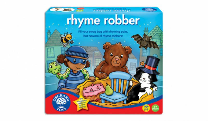 Orchard Toys Rhyme Robber Game