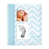Pear Head Chevron - Blue