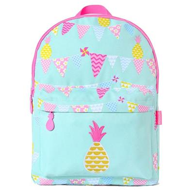 Penny Scallan Canvas Bare Backpack Pineapple Bunting