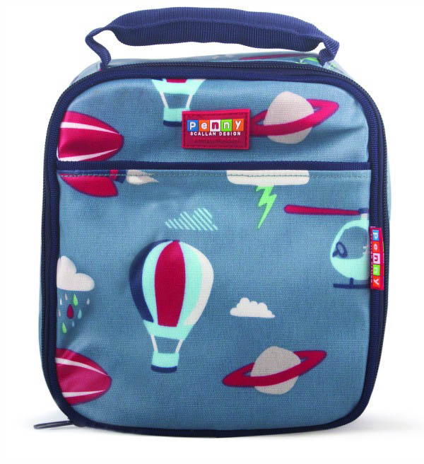 Penny Scallan-Kids Lunchboxes- Space Monkey Lunch Box