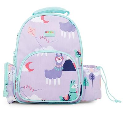 Penny Scallan Medium Backpack Loopy Llama