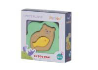 Baby Bear Puzzle {3 pieces}