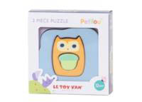 Owly Woo Puzzle {3 pieces}