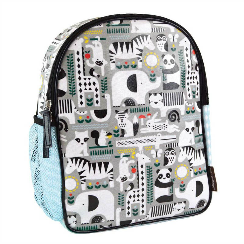 Petit Collage-Eco Friendly-Backpack-Animals