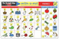 Phonics Learning Mat side 1