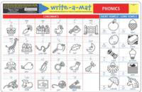 Phonics Learning Mat side 2