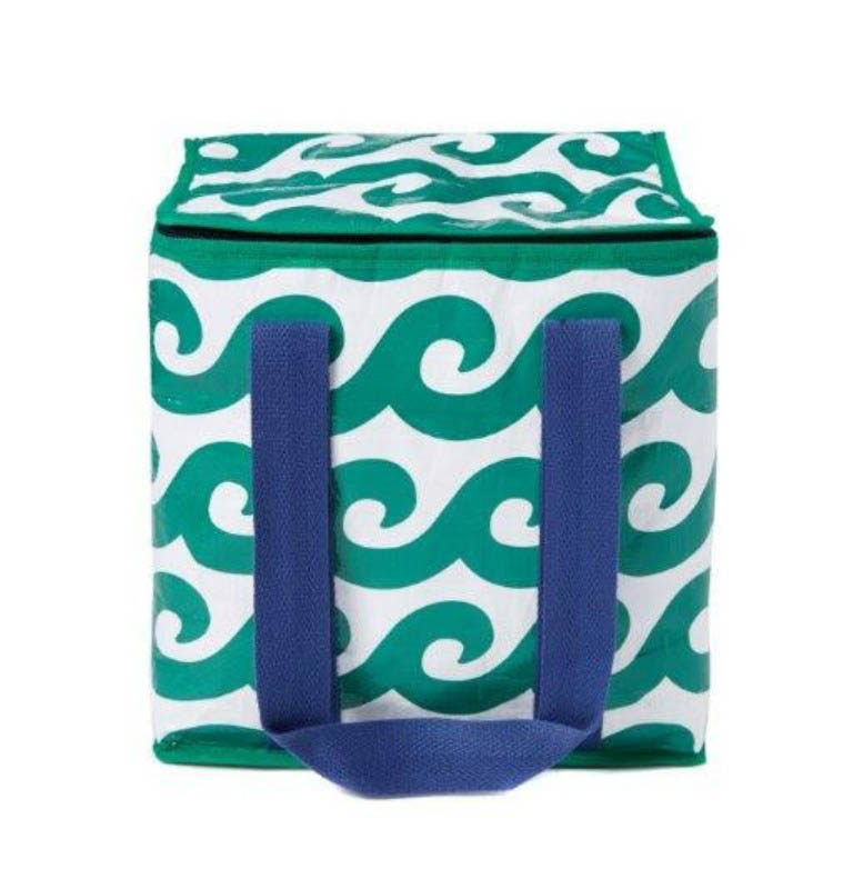 Project Ten - Green Wave Insulated Cooler Bag