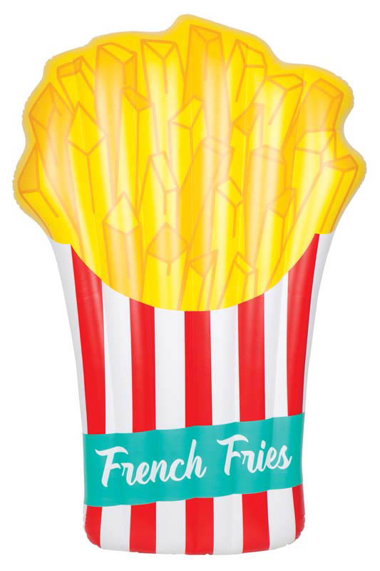 Pumpt French Fries Pool Inflatables