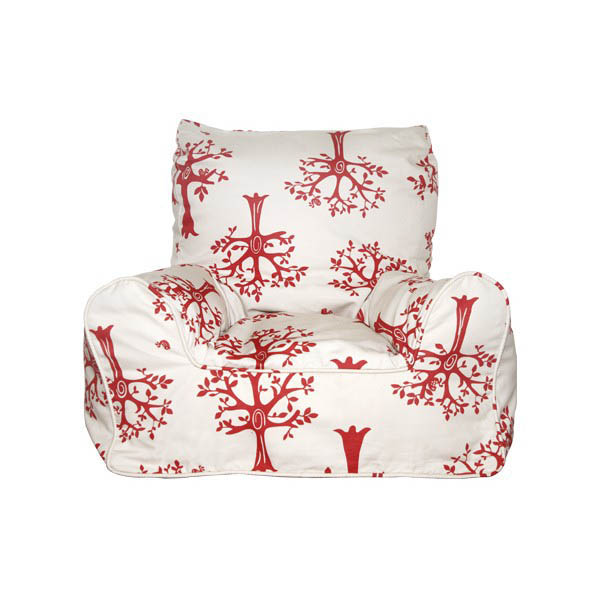 Lelbys-Kids Bean Bags-Bean Chair  {Red Orchard}