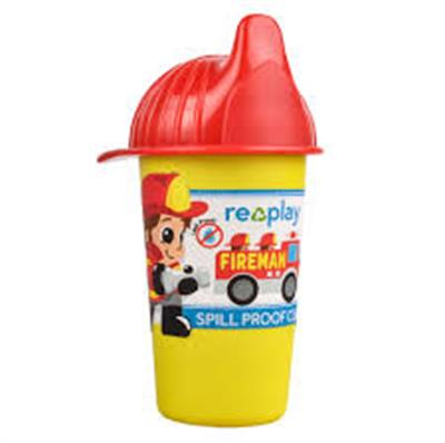 Replay Sippy Cup - Fireman