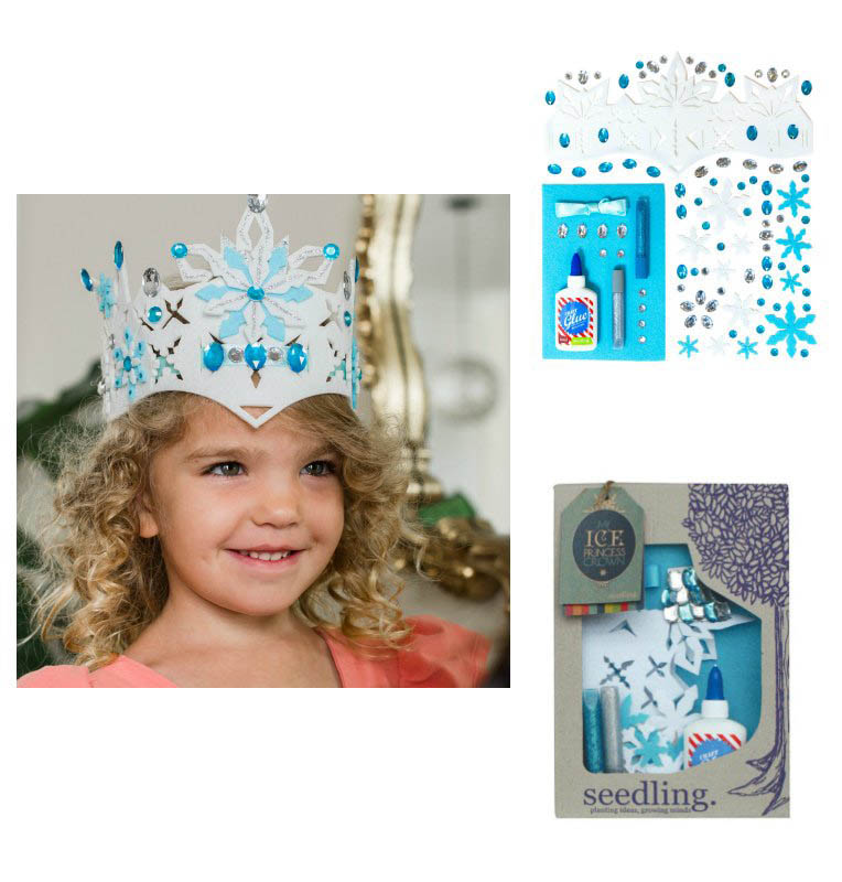Seedling Ice Princess Crown
