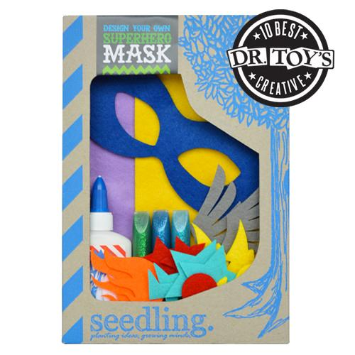 Seedling Make your own superhero MASK