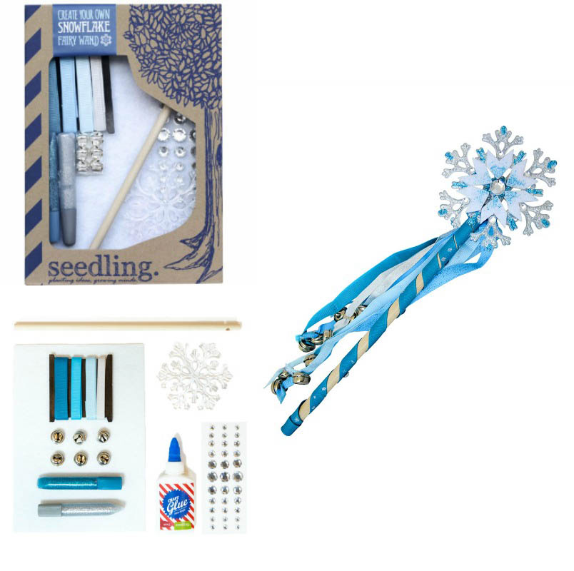 Seedling Snowflake Fairy Wand