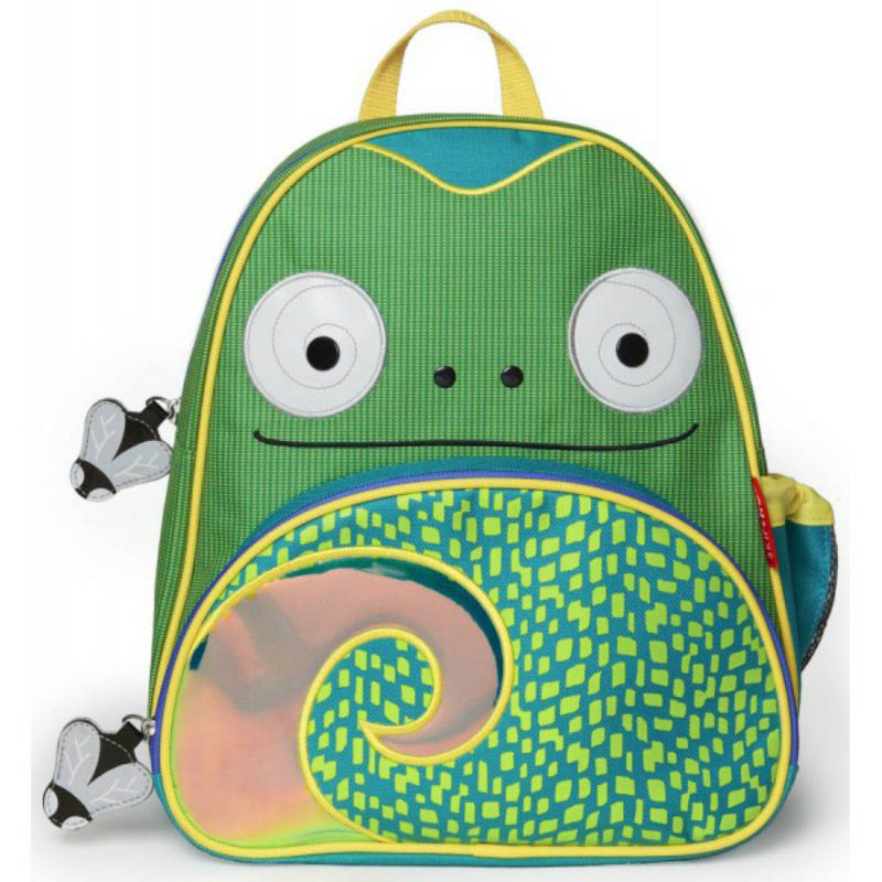 Skip Hop Zoo-Kids Backpacks-Chameleon Backpack