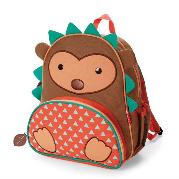 Skip Hop Zoo- Kids Backpacks-Hedgehog Backpack