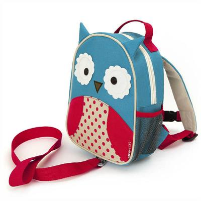 Skip Hop Zoo Owl Mini Backpack with Safety Harness