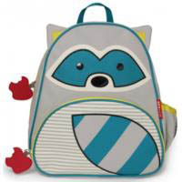 Skip Hop Backpack-Raccoon