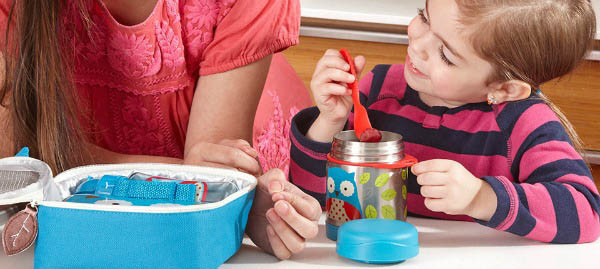 BPA-free Kids Lunch Box