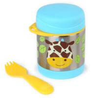 Insulated Food Jar {Giraffe}