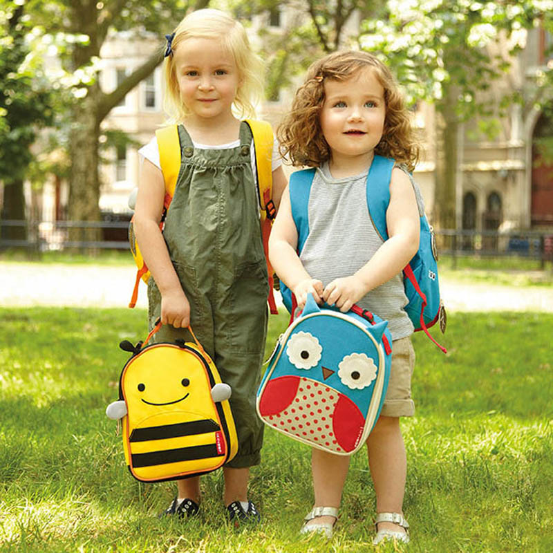 Insulated Kids Lunch Bags -Skip Hop Zoo