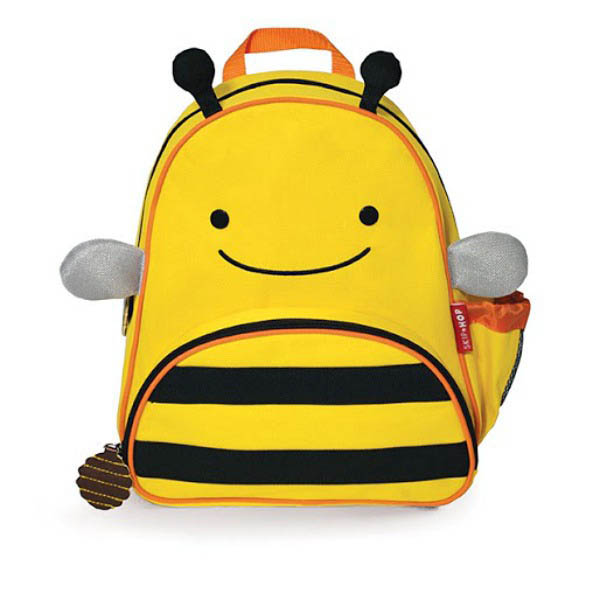 Skip Hop Zoo Pack- Kids Backpack- Bee
