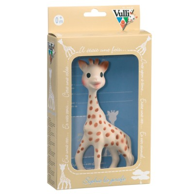 Sophie the Giraffe Teething Toy Gift Box
