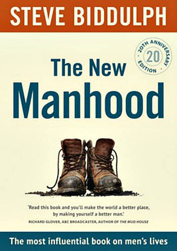 Steve Biddulph-Lifestyle Books-New Manhood