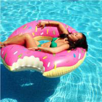 Large Inflatable Donut