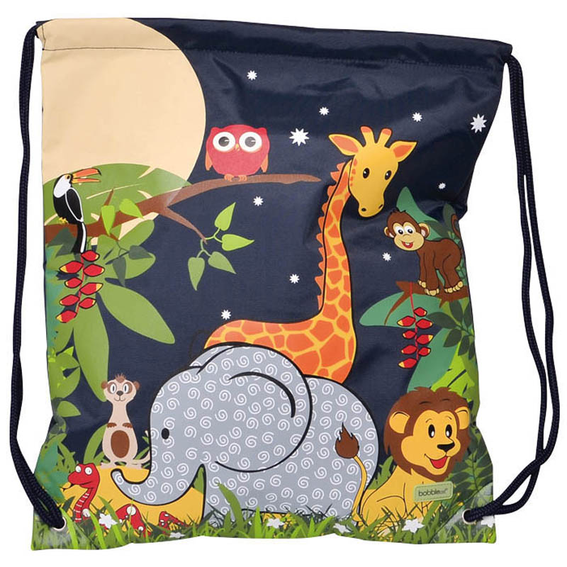 Bobble Art Swimming Bag- Kids Bags - Jungle