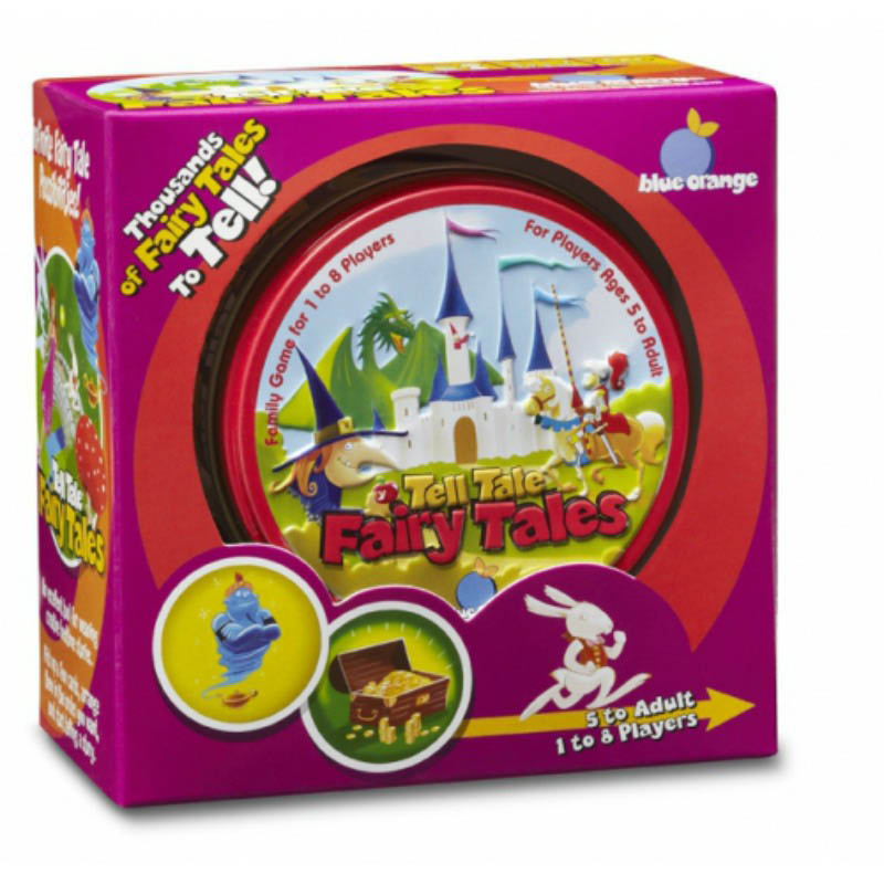 Tell Tale Fairytale Stories Game