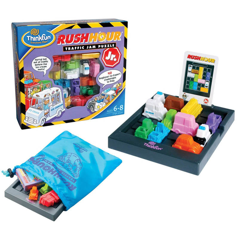 ThinkFun Rush Hour Jr Game