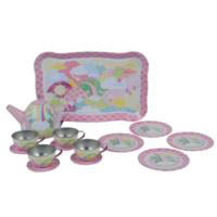 Tiger Tribe Vintage Tea Set - Rainbow