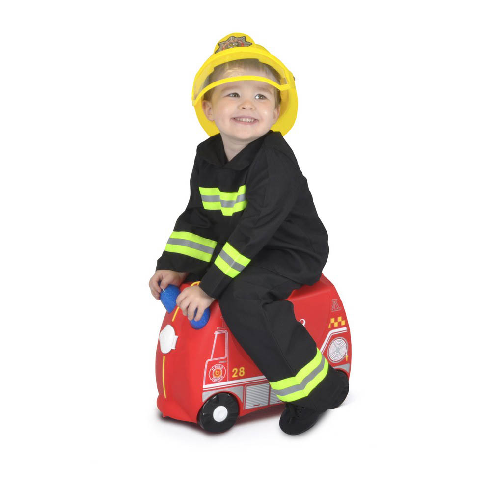 Trunki Kids Suitcase - Fire Engine Frank