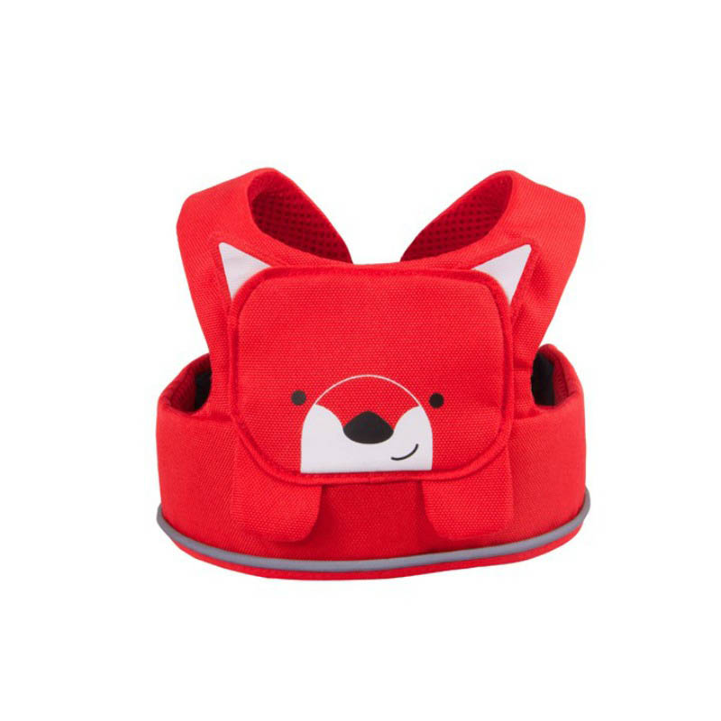 Trunki-Kids Travel Accessories-ToddlePak- Felix Fox {Red}