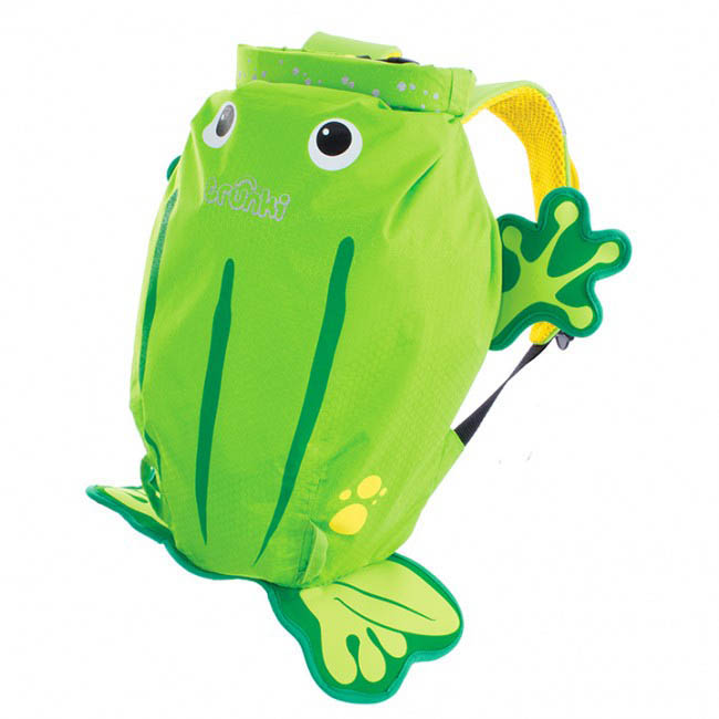 Trunki PaddlePak - Ribbit Medium