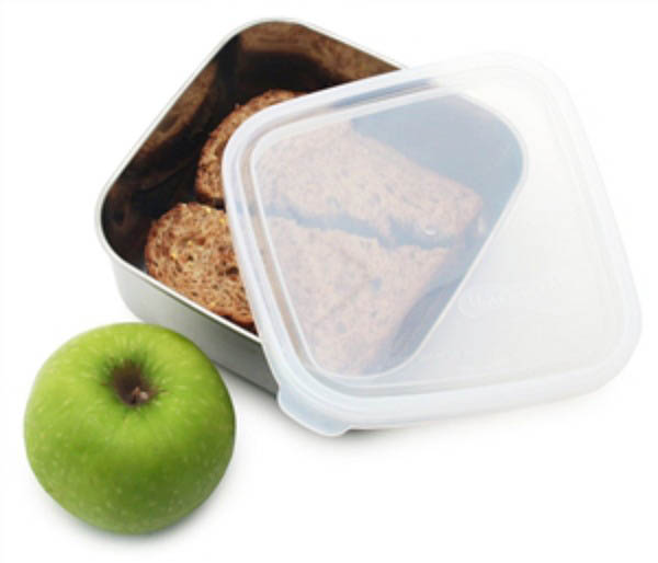 UKonserve- Stainless Steel Lunchboxes- To Go Leakproof Container {Medium}